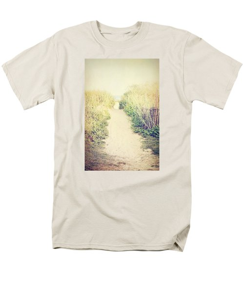 Men's T-Shirt  (Regular Fit) featuring the photograph Finding Your Way by Trish Mistric