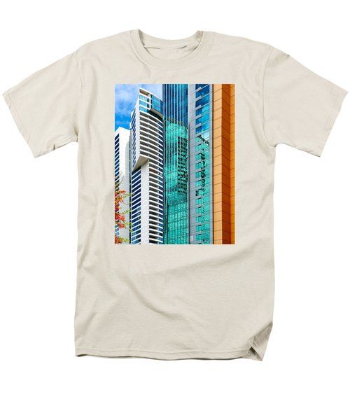 Fla-150531-nd800e-25116-color Men's T-Shirt  (Regular Fit) by Fernando Lopez Arbarello