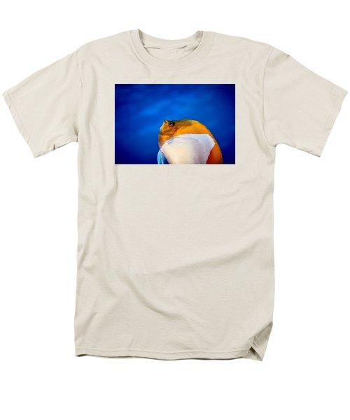 Fla-150811-nd800e-26086-color Men's T-Shirt  (Regular Fit) by Fernando Lopez Arbarello