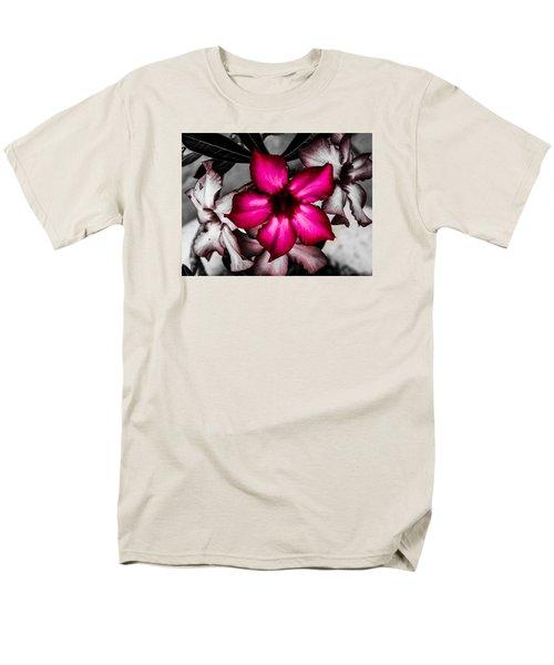Flower Dreams Men's T-Shirt  (Regular Fit) by Randy Sylvia