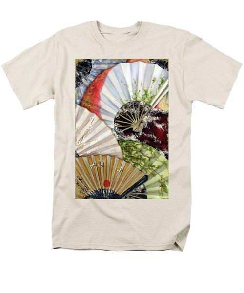 Flower Garden Men's T-Shirt  (Regular Fit) by Hiroko Sakai