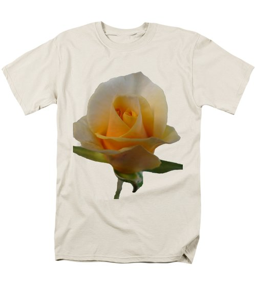 Flower Men's T-Shirt  (Regular Fit) by Laurel Powell