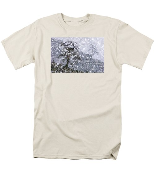Flower Shower Men's T-Shirt  (Regular Fit) by Ed Hall
