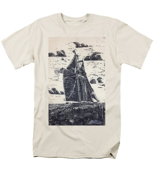 Flying High Men's T-Shirt  (Regular Fit) by Stan Tenney