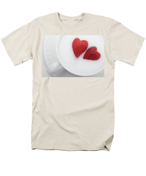 Men's T-Shirt  (Regular Fit) featuring the photograph For Valentine's Day by William Lee