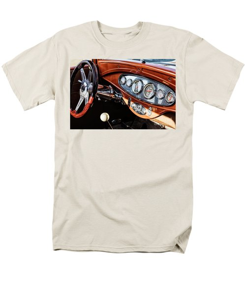 Men's T-Shirt  (Regular Fit) featuring the photograph Ford Coupe IIi by Brad Allen Fine Art