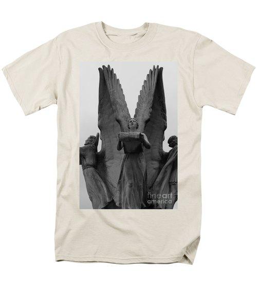 Four Angels Men's T-Shirt  (Regular Fit)