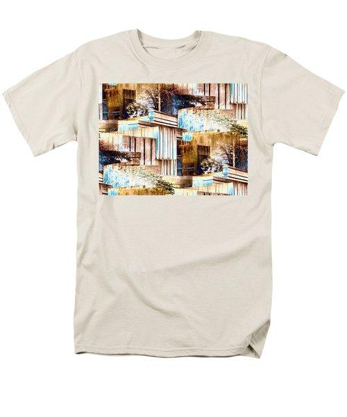 Freeway Park Men's T-Shirt  (Regular Fit) by Tim Allen