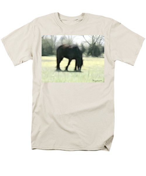 Men's T-Shirt  (Regular Fit) featuring the photograph Friend Of Distinction  by EricaMaxine  Price