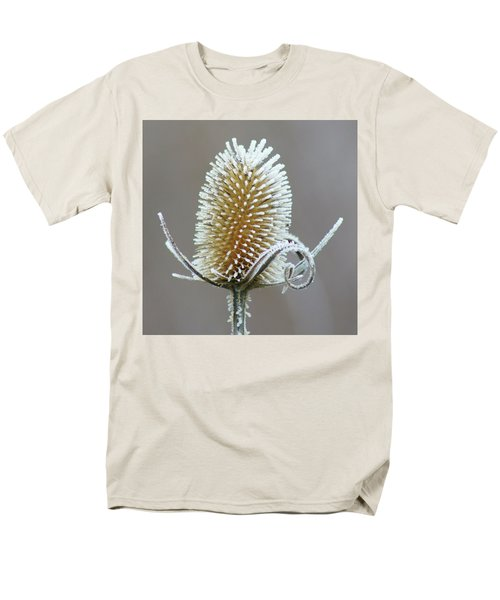 Frosted Teasel Men's T-Shirt  (Regular Fit) by Nikolyn McDonald