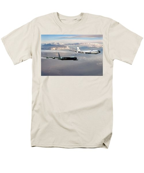 Men's T-Shirt  (Regular Fit) featuring the digital art Full Service by Peter Chilelli