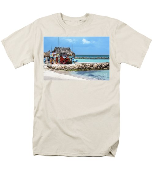 Fun In The Sun Men's T-Shirt  (Regular Fit) by Judy Wolinsky