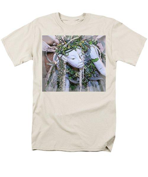 Garden Fairy Men's T-Shirt  (Regular Fit) by Patrice Zinck