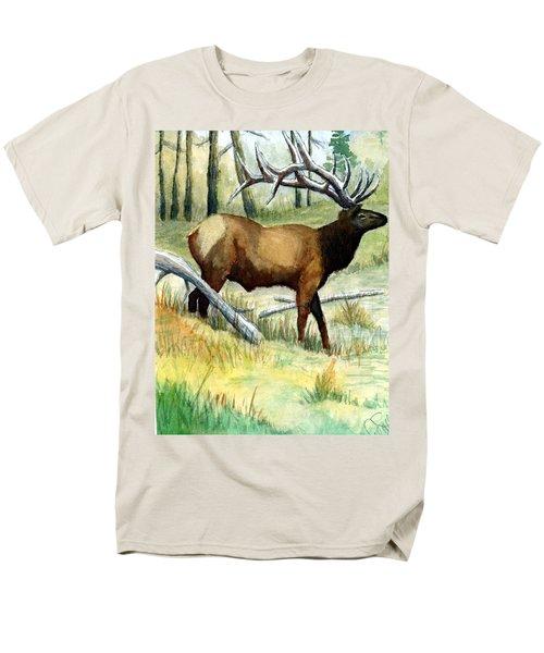 Gash Flats Bull Men's T-Shirt  (Regular Fit) by Jimmy Smith