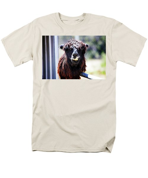 Men's T-Shirt  (Regular Fit) featuring the photograph Geofery by Anthony Jones