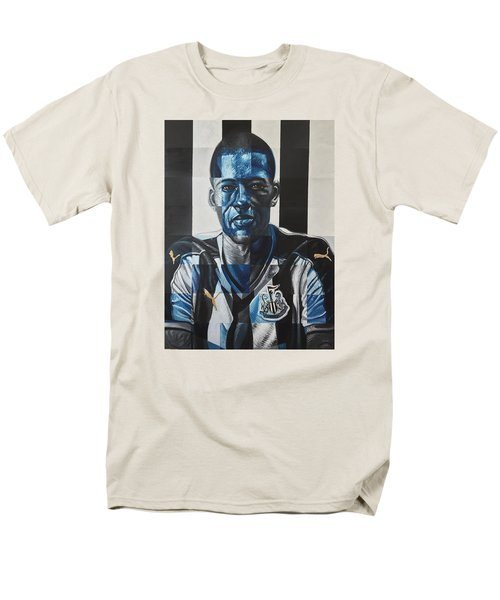 Georginio Wijnaldum Men's T-Shirt  (Regular Fit) by Steve Hunter