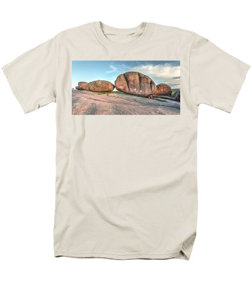 Men's T-Shirt  (Regular Fit) featuring the photograph Giant Potatoes by Harold Rau