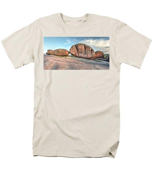 Giant Potatoes Men's T-Shirt  (Regular Fit) by Harold Rau