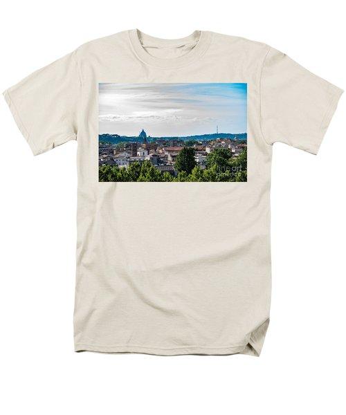 Giardino Degli Aranci Men's T-Shirt  (Regular Fit) by Joseph Yarbrough