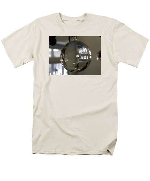 Glass Reflectons Men's T-Shirt  (Regular Fit) by Russell Keating