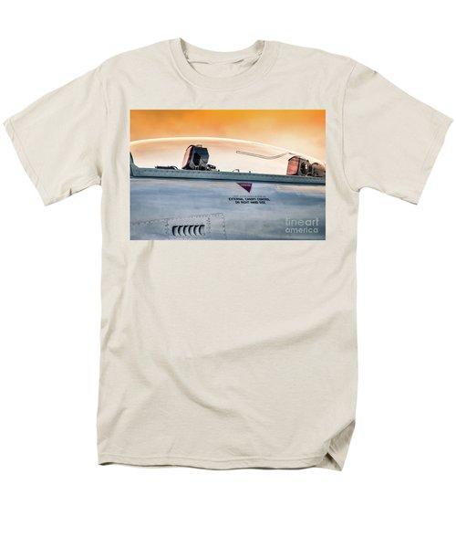 Golden Sky Men's T-Shirt  (Regular Fit) by Lawrence Burry