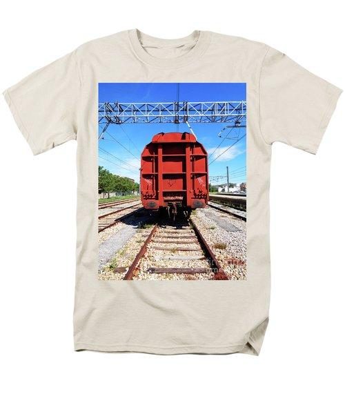 Goods Wagon Men's T-Shirt  (Regular Fit) by Don Pedro De Gracia