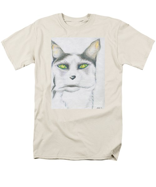 Men's T-Shirt  (Regular Fit) featuring the drawing Gretta by Kim Sy Ok