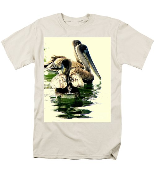 Grocery Shopping Men's T-Shirt  (Regular Fit) by Joe Jake Pratt