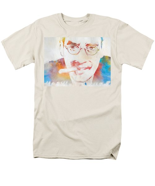 Groucho Marx Men's T-Shirt  (Regular Fit)