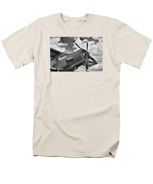 Grounded Men's T-Shirt  (Regular Fit) by Tgchan