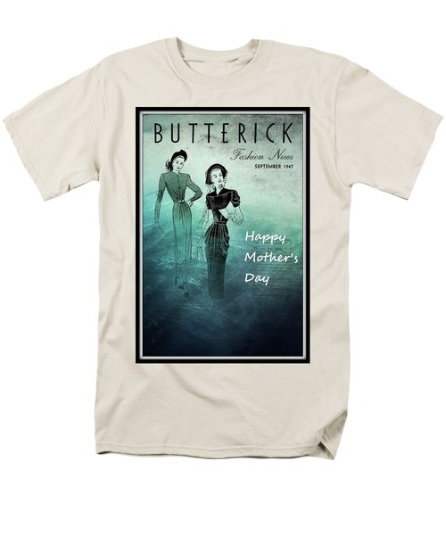 Happy Mother's Day Men's T-Shirt  (Regular Fit) by Patrice Zinck