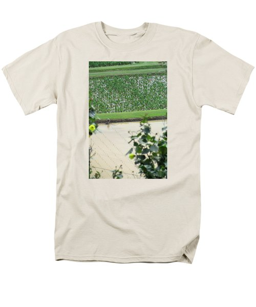 Men's T-Shirt  (Regular Fit) featuring the photograph Hawaiian Transplants by Brenda Pressnall