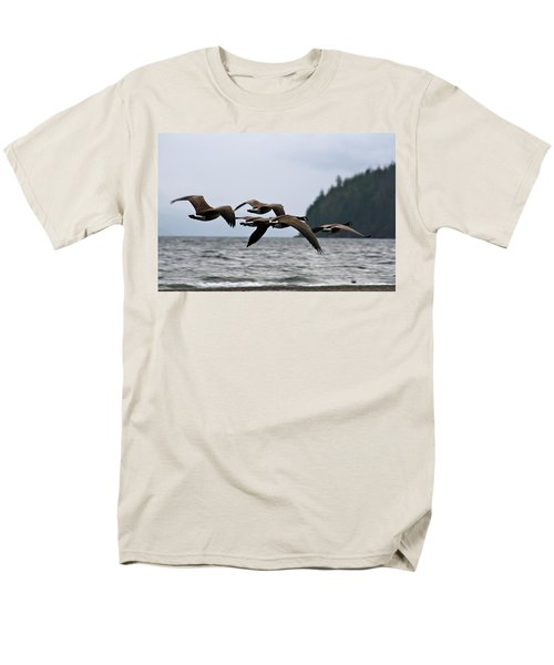 Men's T-Shirt  (Regular Fit) featuring the photograph Heading South by Cathie Douglas