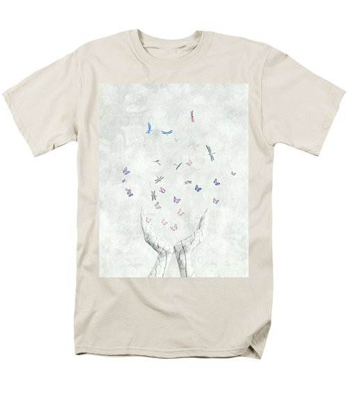 Heal Men's T-Shirt  (Regular Fit) by Jacky Gerritsen