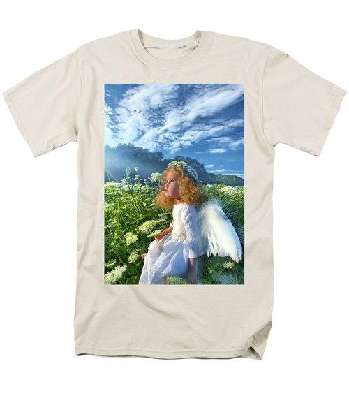 Heaven Sent Men's T-Shirt  (Regular Fit) by Phil Koch