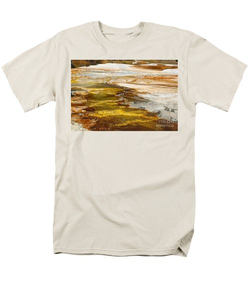 Men's T-Shirt  (Regular Fit) featuring the photograph Heavens Staircase by Robert Pearson