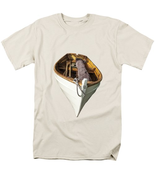 Hebard Sailling Dory Men's T-Shirt  (Regular Fit) by Daniel Hebard