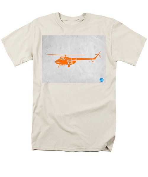 Helicopter Men's T-Shirt  (Regular Fit) by Naxart Studio