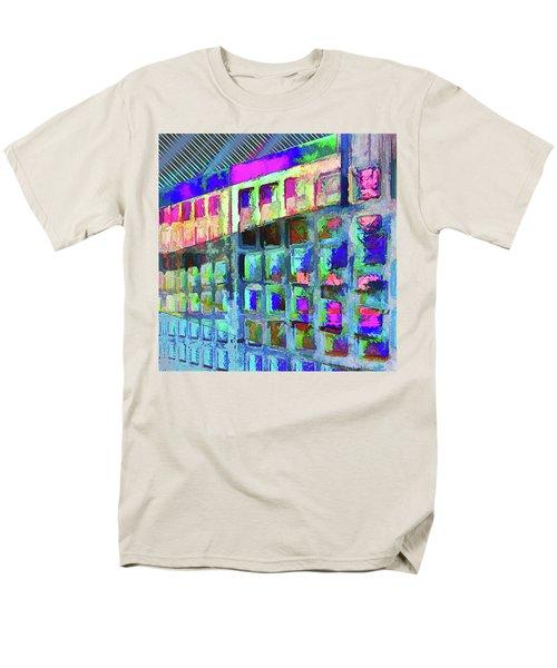 Hide And Seek Men's T-Shirt  (Regular Fit) by Wendy J St Christopher