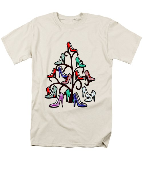 High Heels Tree Men's T-Shirt  (Regular Fit)
