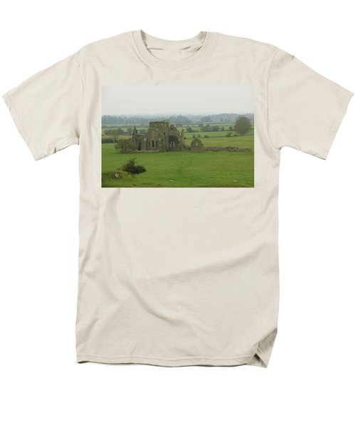Men's T-Shirt  (Regular Fit) featuring the photograph Hore Abbey by Marie Leslie