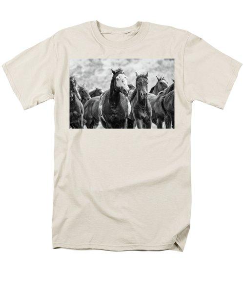 Horsepower Men's T-Shirt  (Regular Fit)