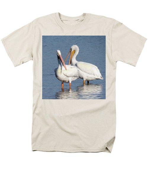 How About A Date Gorgeous? Men's T-Shirt  (Regular Fit) by Rosalie Scanlon