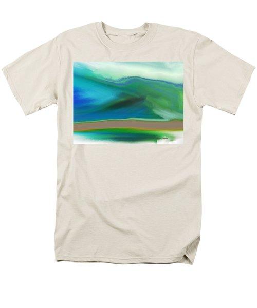 How It Feels Men's T-Shirt  (Regular Fit)