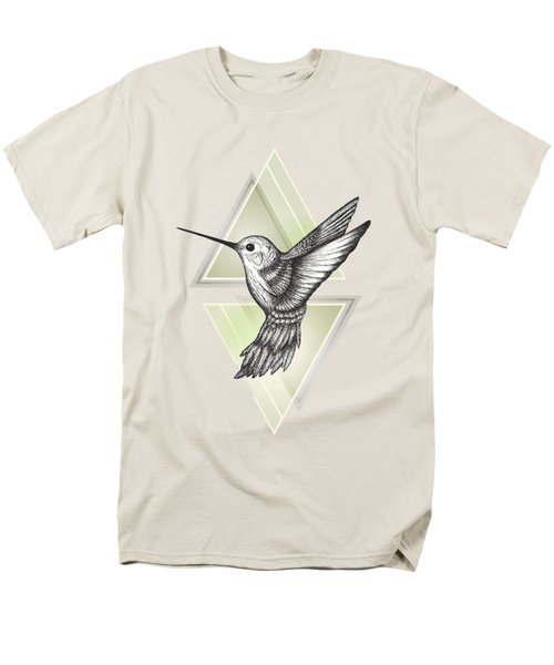 Hummingbird Men's T-Shirt  (Regular Fit) by Barlena