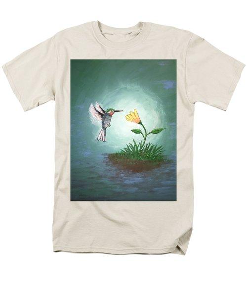 Hummingbird II Men's T-Shirt  (Regular Fit) by Antonio Romero