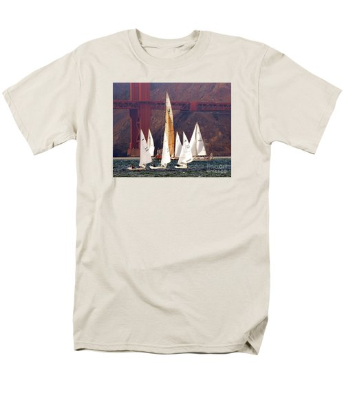 In The Mix Men's T-Shirt  (Regular Fit) by Scott Cameron