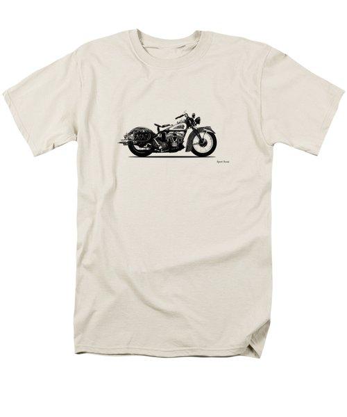 Indian Sport Scout 1939  Men's T-Shirt  (Regular Fit)