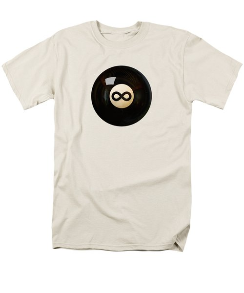 Infinity Ball Men's T-Shirt  (Regular Fit) by Nicholas Ely