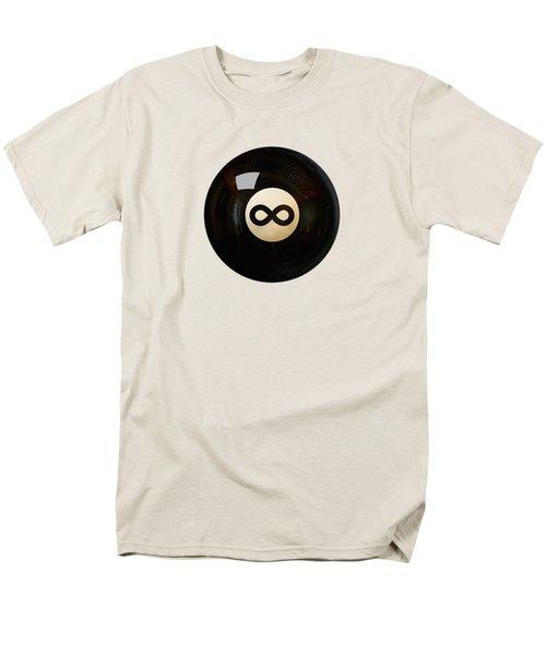 Infinity Ball Men's T-Shirt  (Regular Fit) by Nicholas Ely